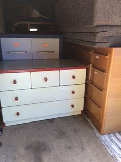 大きな家具類の処分