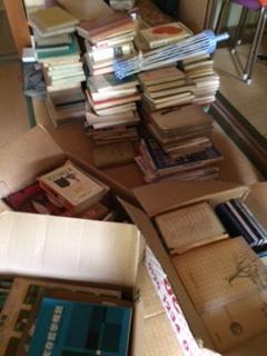 本棚の本を整理してみませんか?
